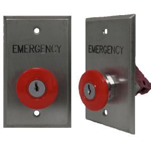 142-RBKR emergency door part