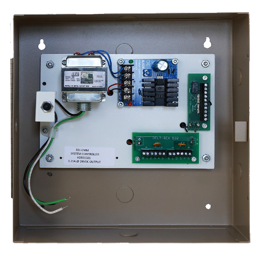door systems power supply