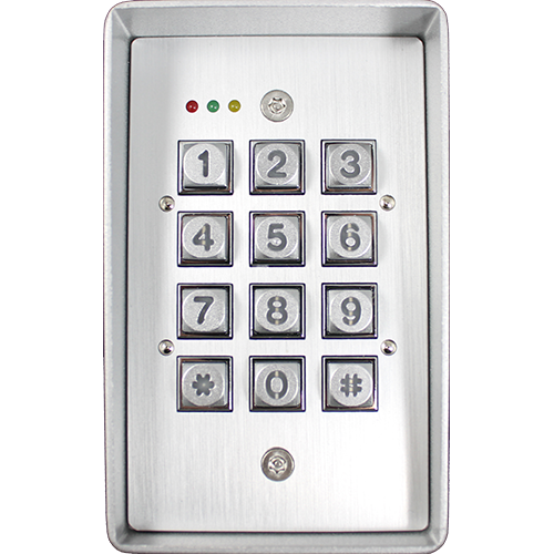 digikey keypad part