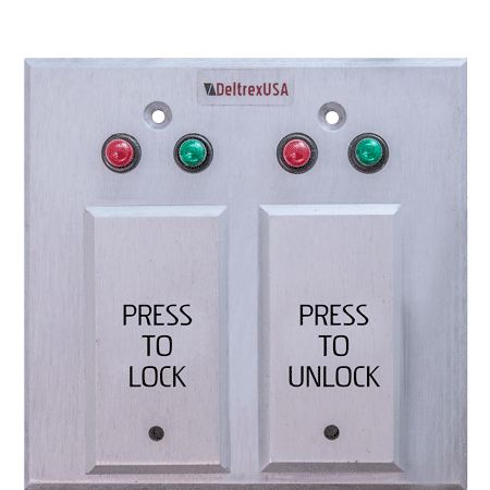 T109 Push Plate Switch Control