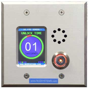 Delayed Egress Controller (DEC)