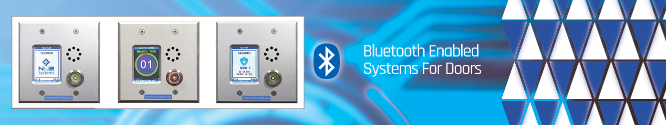 Bluetooth Enabled Door Systems