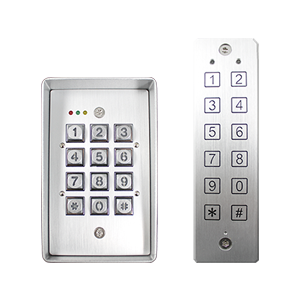 digital keypad access control